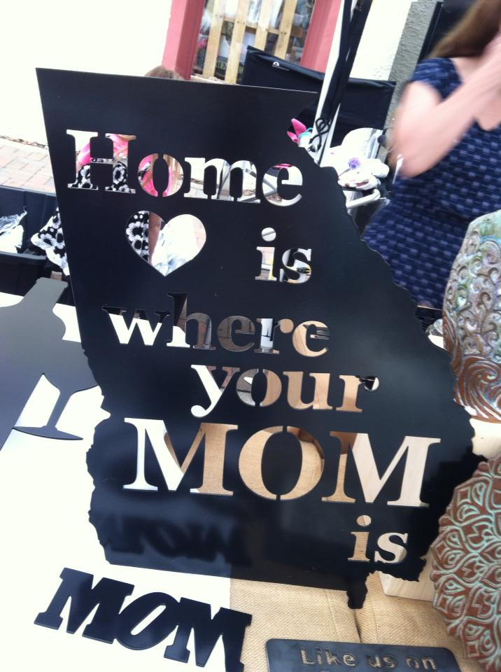 """Home is Where Your Mom is"" by Brandon Spangler"